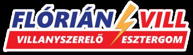 Flórián Vill - Footer logo image
